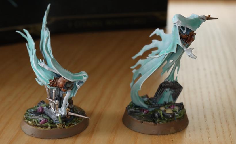 Nighthaunt miniatures 4