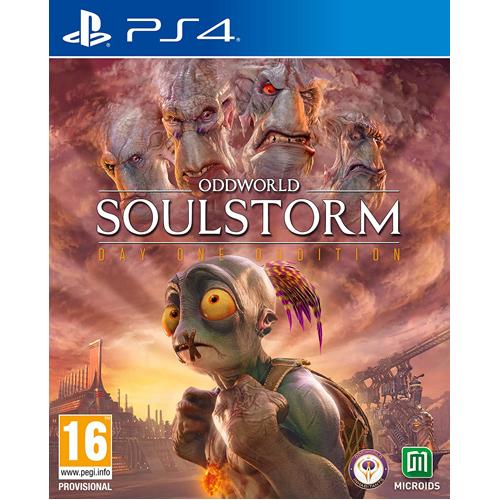 Oddworld: Soulstorm - Day 1 Oddition - PS4