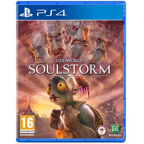 Oddworld: Soulstorm - Standard Oddition - PS4