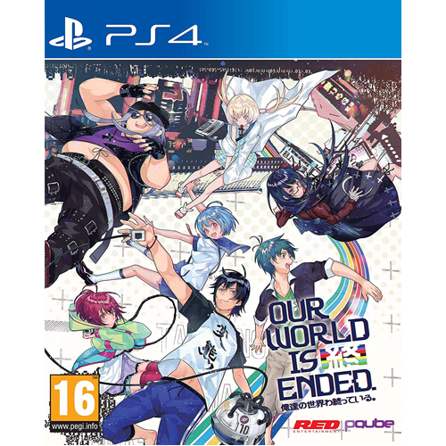 Our World Is Ended - PS4