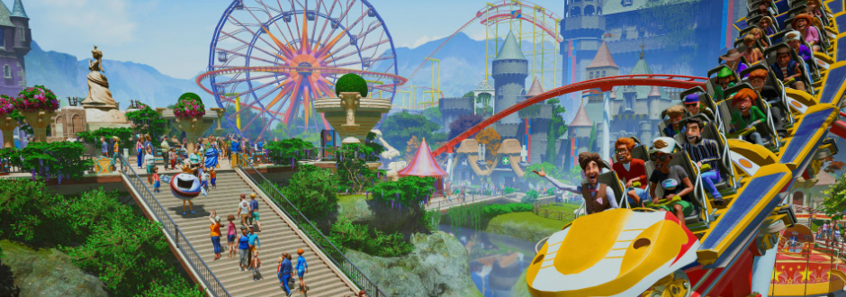 Planet Coaster Feature