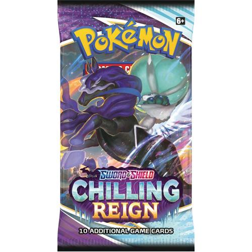Pokemon TCG: Sword & Shield Chilling Reign Booster Pack
