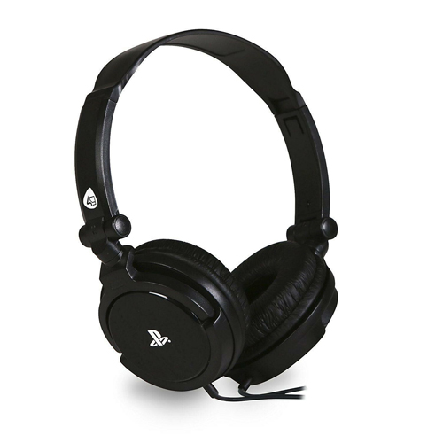Pro4-10 Stereo Headset Black - PS4