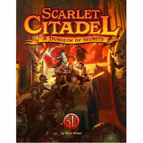 Scarlet Citadel (5E)
