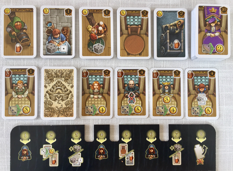 Taverns of tiefenthal cards