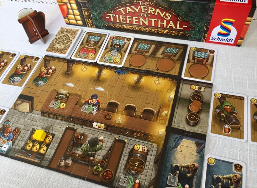 Taverns of tiefenthal midflow
