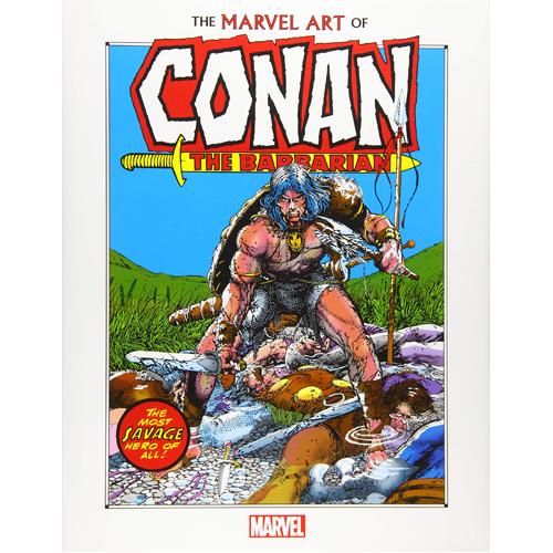 The Art of Conan the Barbarian (Hardback)