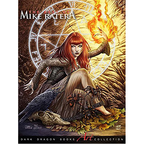 The Best of Mike Ratera (Hardback)