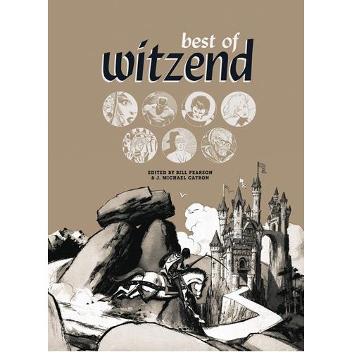The Best of Witzend (Hardback)