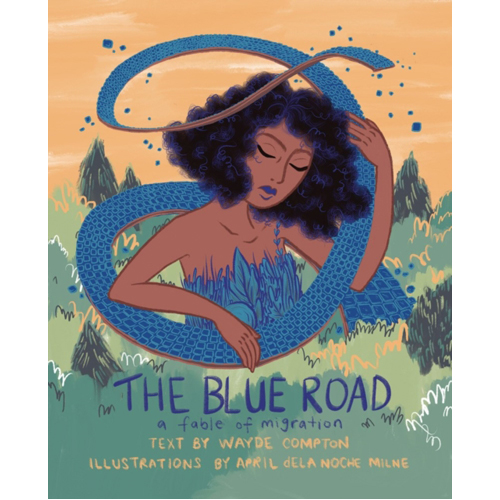 The Blue Road (Paperback)