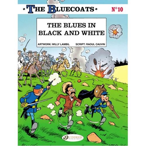 The Bluecoats Vol. 10 (Paperback)