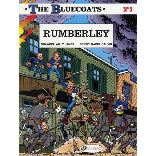 The Bluecoats Vol.5, : Rumberley (Paperback)