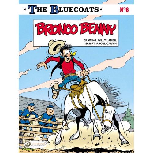 The Bluecoats, Vol.6 (Paperback)