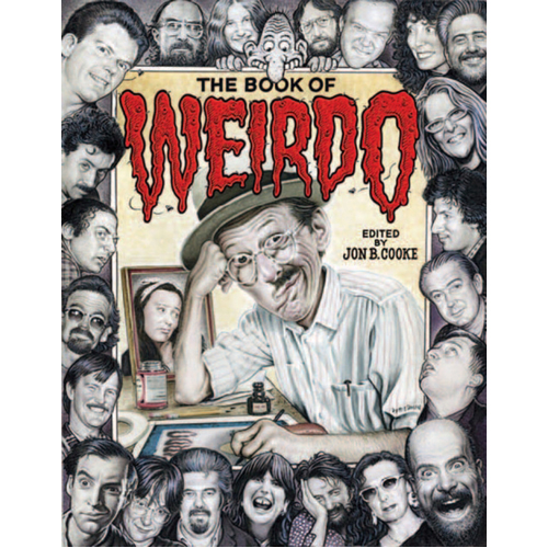 The Book of Weirdo (Hardback)