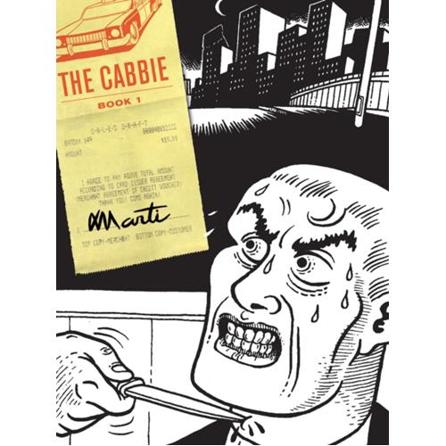 The Cabbie: Book One (Hardback)
