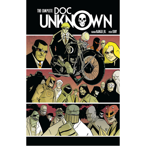 The Complete Doc Unknown (Hardback)