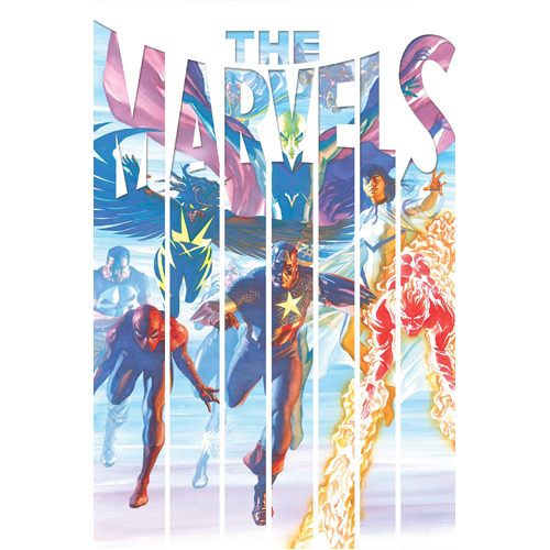 The Marvels Vol. 1,  (Paperback)