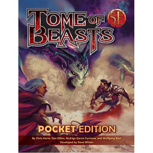 Tome of Beasts II Pocket Edition (5E)