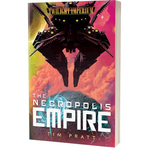 Twilight Imperium: The Necropolis Empire