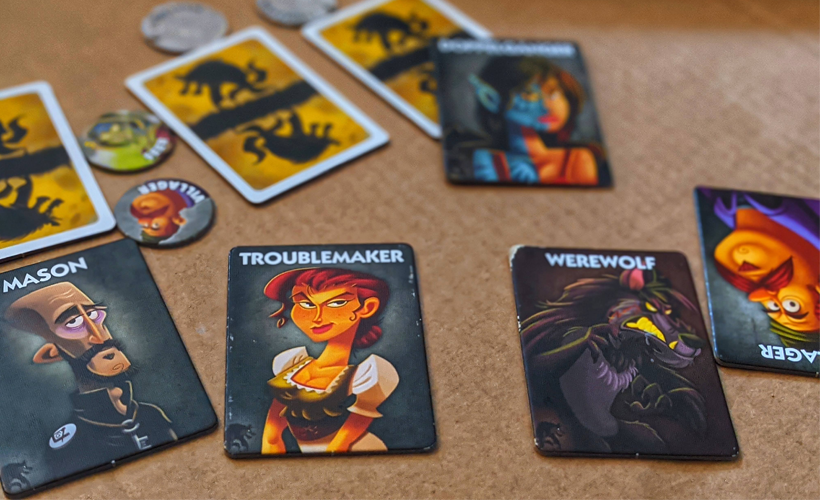 ultimate werewolf 5 family games