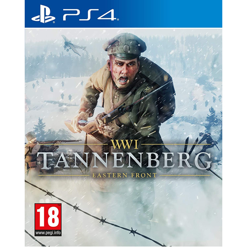 WWI Tannenberg: Eastern Front - PS4