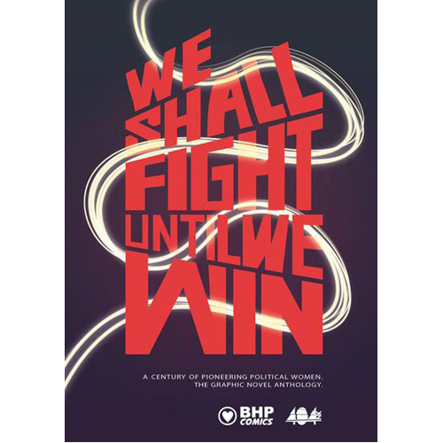 We Shall Fight Until We Win (Paperback)
