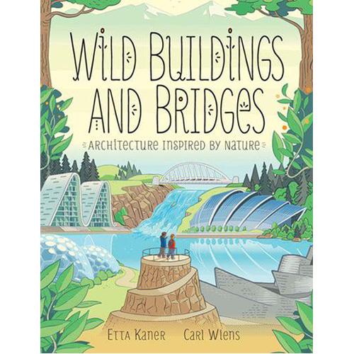 Wild Buildings and Bridges (Hardback)