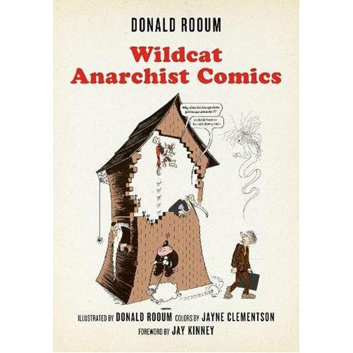 Wildcat Anarchist Comics (Paperback)
