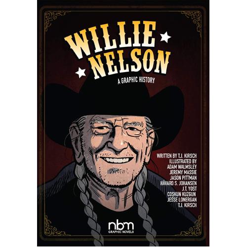 Willie Nelson (Hardback)