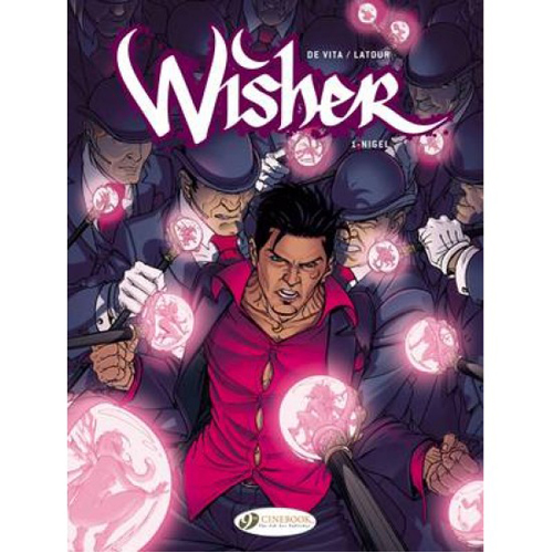 Wisher Vol. 1: Nigel (Paperback)