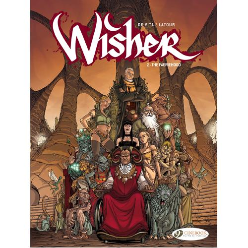 Wisher Vol. 2 (Paperback)