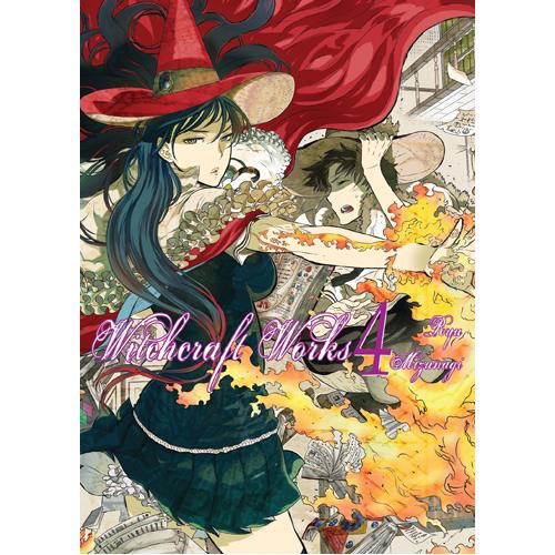 Witchcraft Works Volume 4 (Paperback)