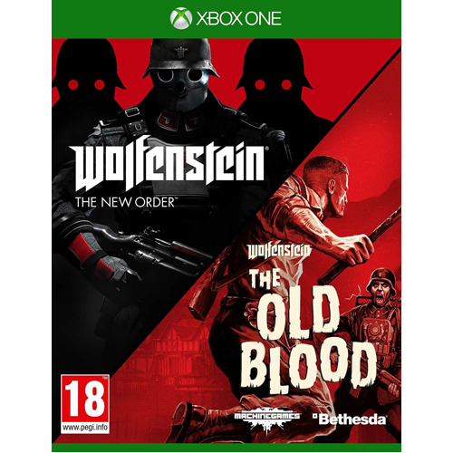 Wolfenstein: The New Order and The Old Blood - Xbox One