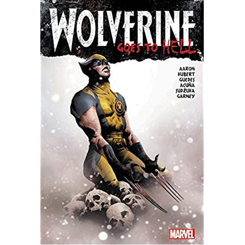 Wolverine Goes to Hell Omnibus (Hardback)