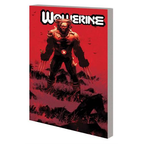 Wolverine by Benjamin Percy Vol. 1 (Paperback)