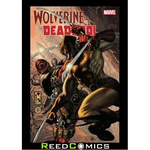 Wolverine vs. Deadpool (Paperback)