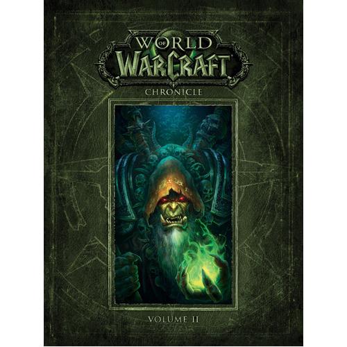 World of Warcraft Chronicle Volume 2 (Hardback)