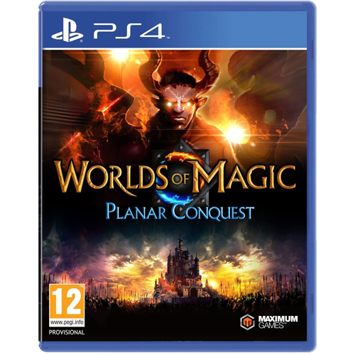 Worlds of Magic Planar Conquest - PS4