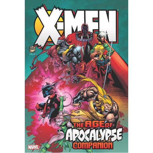 X-Men: Age Of Apocalypse Omnibus Companion (Hardback)