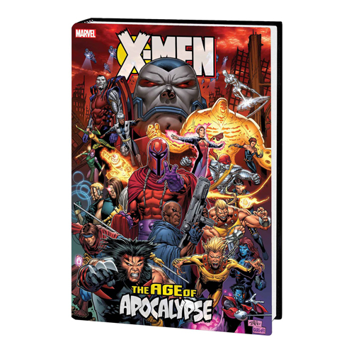 X-Men: Age Of Apocalypse Omnibus (Hardback)