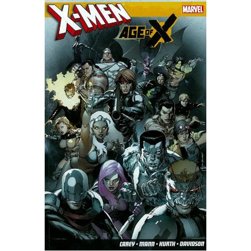 X-Men: Age of X (Paperback)
