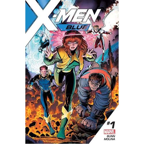 X-Men: Blue Vol. 1 (Paperback)