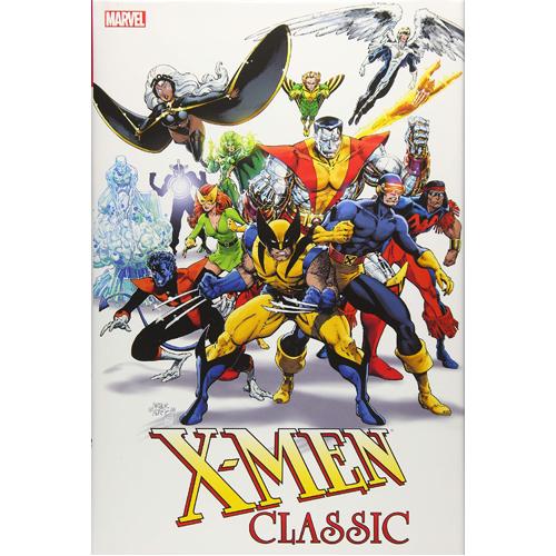X-Men Classic Omnibus (Hardback)