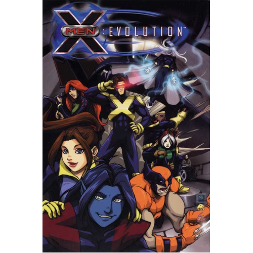 X-Men: Evolution (Paperback)