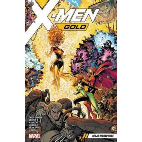 X-Men Gold Vol. 3: Mojo Worldwide (Paperback)