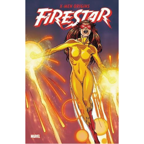 X-Men Origins: Firestar (Paperback)