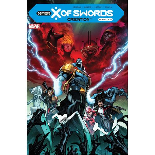 X of Swords Vol. 1 (Paperback)