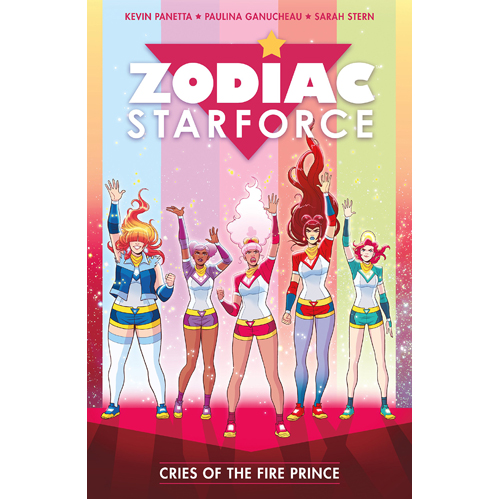 Zodiac Starforce Vol. 2 (Paperback)