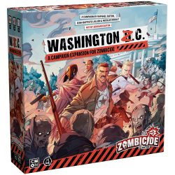 Zombicide 2nd Edition: Washington Z.C. Expansion