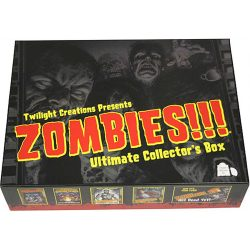 Zombies!!! Ultimate Collector Box (Empty)